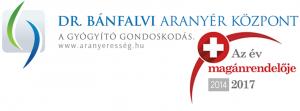 Dr. Bánfalvi Aranyérközpont-2 Az év rendelője 2014-2017